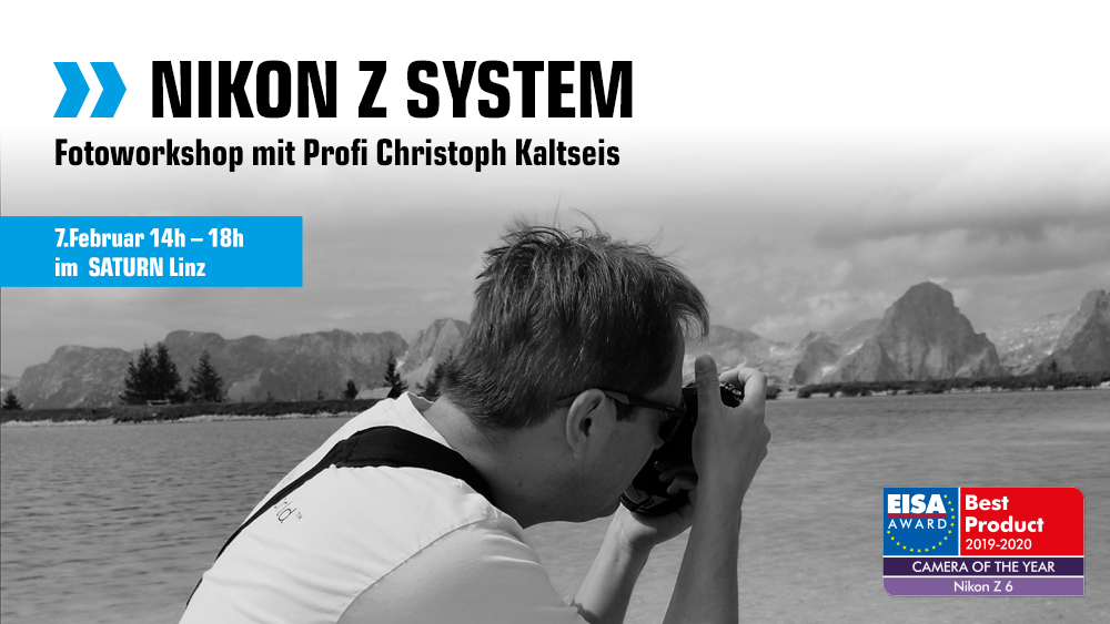 Workshop mit Chritoph Kaltseis