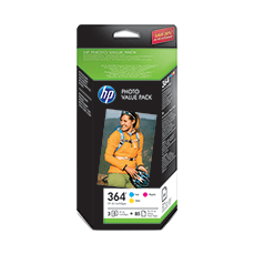 HP Photo und Officejet Value-Packs