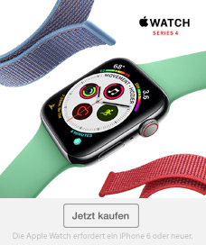 Apple Cellular Watch S4 vorbestellen