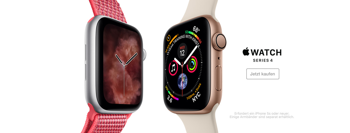 Apple Watch4 bei SATURN kaufen
