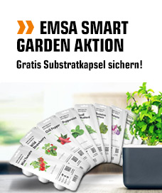 Emsa Smartgarden Substrate Aktion