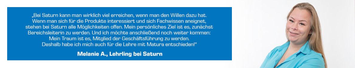 lehre elektrofachberater in saturn - Saturn Bewerbung