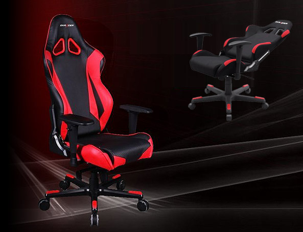 Streaming DXRacer Gaming Sessel